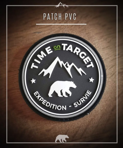 Patch PVC Time on Target