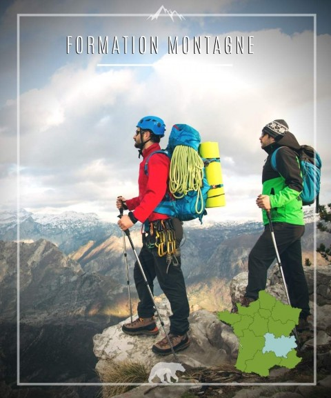 Stage Montagne - 2 jours